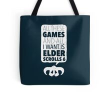 Over-Encumbered By Choice Tote Bag