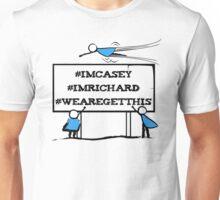 I'm Casey Unisex T-Shirt