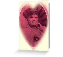"""""""My Granmother"""" Greeting Card"""