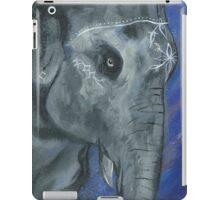 Painted Elephant - Matriarch iPad Case/Skin
