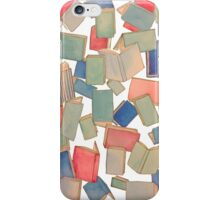 Showers of Books iPhone Case/Skin