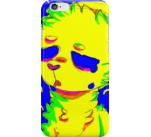 tired of everything and everyone iPhone Case/Skin