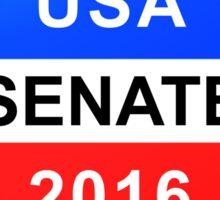 Vote Button Senate Sticker