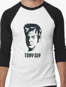 Long Live Tony Sly Men's Baseball ¾ T-Shirt