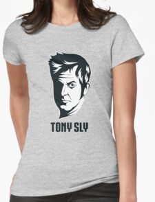 Long Live Tony Sly Womens Fitted T-Shirt