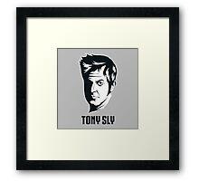 Long Live Tony Sly Framed Print