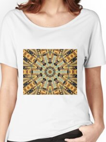 Pretty Pattern Women's Relaxed Fit T-Shirt