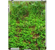 Green world~ iPad Case/Skin