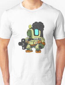 Bastion Graphic Unisex T-Shirt