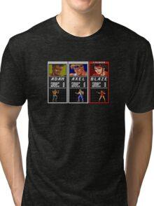 Streets of Rage - Blaze Tri-blend T-Shirt