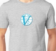 Venture Industries logo sticker and t-shirt Unisex T-Shirt