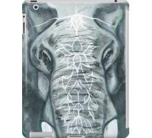 Painted Elephant - Close Up iPad Case/Skin