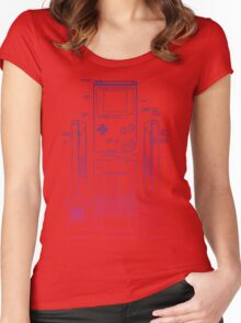 Game Kid Women's Fitted Scoop T-Shirt