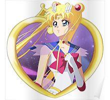 Super Sailor Moon Crystal III Poster