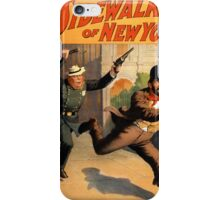 Sidewalks of New York iPhone Case/Skin