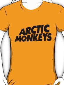 Arctic Monkeys BLACK LOGO T-Shirt