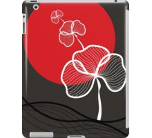 Trio In Red Dusk iPad Case/Skin