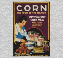 Corn, the Food of a Nation Kids Clothes