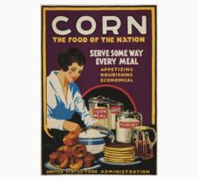 Corn, the Food of a Nation T-Shirt