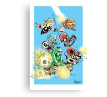 Marvel babies_07 Canvas Print