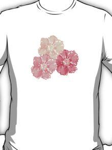 Blossoms (Aqua) T-Shirt