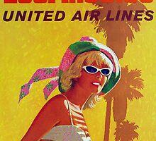 Los Angeles by Vintagee