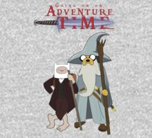 Going on an adventure time Kids Clothes