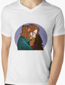 Sleepy Hollow- I forge my fate with you Mens V-Neck T-Shirt