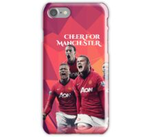 Manchester iPhone Case/Skin