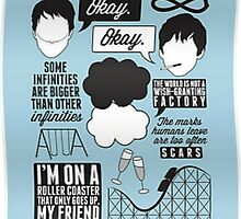 The Fault In Our Stars by kimmyneal05