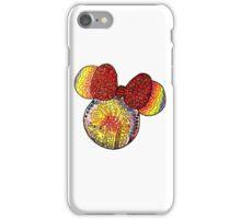 Tie Dye X Minnie Mouse iPhone Case/Skin