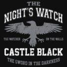 The Night's Watch by Digital Phoenix Design