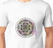 The sacred femenine Mandala Unisex T-Shirt