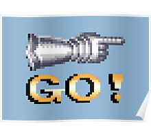 GO! Poster