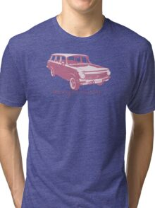 Old wagons never die (EH) Tri-blend T-Shirt