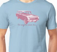 Old wagons never die (EH) Unisex T-Shirt