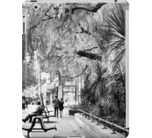 A Walk Through The Streets iPad Case/Skin