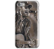 Eric Church iPhone Case/Skin