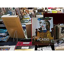 Still Life Tribute to Picasso Photographic Print