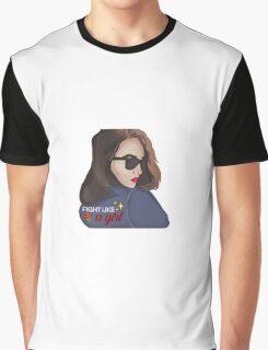 fight like a girl: Rowan Blanchard Graphic T-Shirt