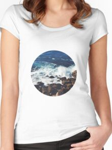 Wild Island Women's Fitted Scoop T-Shirt