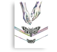 A Handful Of Critters Canvas Print