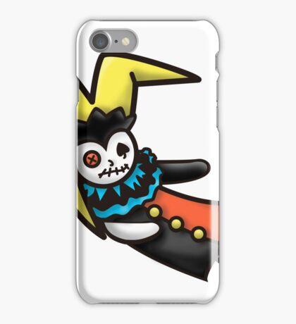 clown doll iPhone Case/Skin