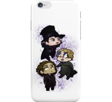 Believe or Leave iPhone Case/Skin
