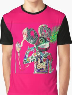 Rest in Peace Mau5 Graphic T-Shirt