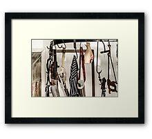 Meatlovers Framed Print