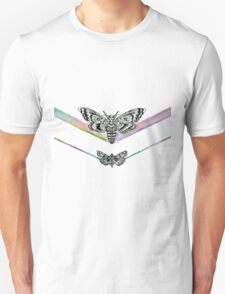 A Handful of Critters - Cropped Unisex T-Shirt