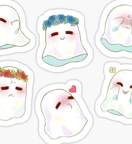 Sweet Ghost Sticker Set Sticker