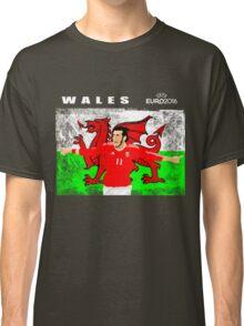 WALES EURO 2016 Classic T-Shirt