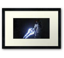 Master Chief Halo #2 Framed Print